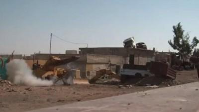 Ракетные войска сирийских ополченцев