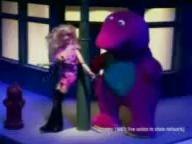 Barney love you