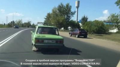 Телка в Запоре ))