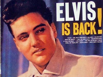 ELVIS-IS BACK - PREV.