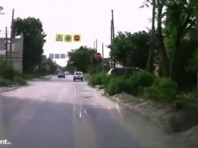 Серьёзное ДТП в Волгограде