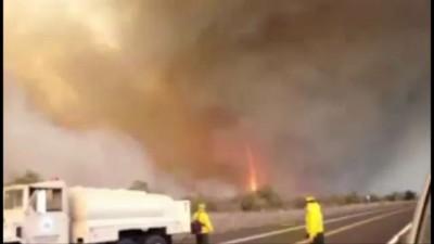 Аризона, огненный смерч