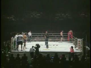 Нобухико Такада против Игоря Вовчанчина
