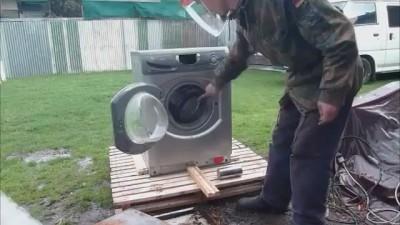 Как убить стиральную машину