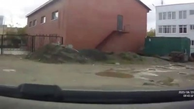 столб-козёл