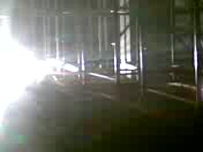 Призрак на стройке в Калуге