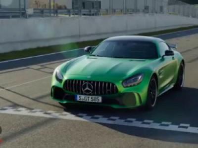 2017 Mercedes-AMG GTR Kritik #amggtr