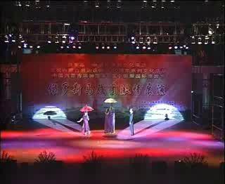 Шоу трансформация костюмов «Двое под зонтом»