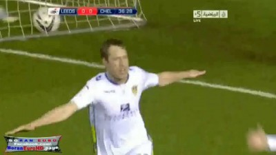 Leeds 1-5 Chelsea all game and GOAL 19.12.2012 HD