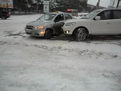 Баку Авария  9-ый микрорайон