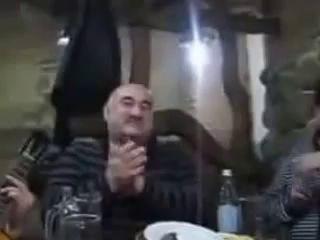 Чунга - чанга по грузински