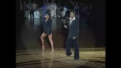 Латиноамериканский танец Ча-Ча-Ча