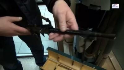 Подпольное производство миниатюрного оружия