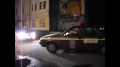 ГАИ Харькова вызвали на подмогу бандитов