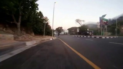 Spoofing the Traffic Camera - Longboarding without Limits