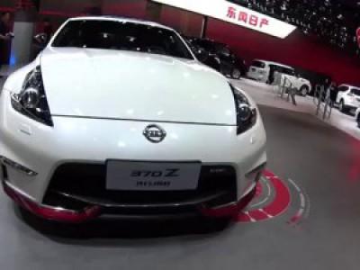 2016 Nissan 370Z Nismo Bewertung #370Z
