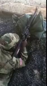 винтовка не стреляет