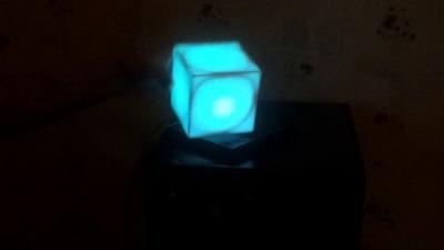 прикольный светильник