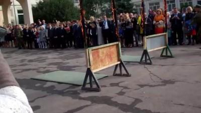 Стрельба в гимназии 1588 на ул. Инициативной Москва