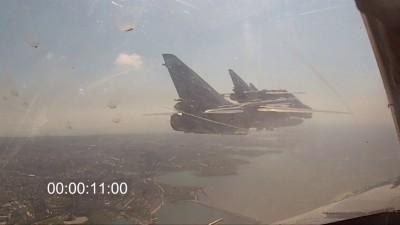 Су-24 над Севастополем