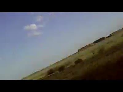 Падение самолета с парашютистами (2)