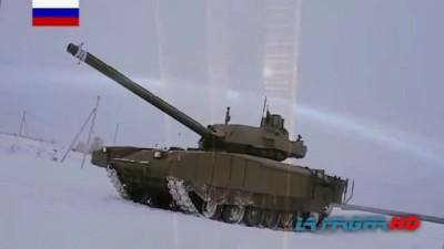 "Видеоролик Т-14 ""Армата"" ."