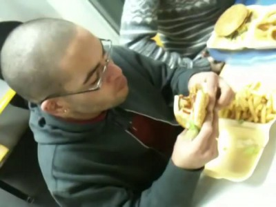 Адский бутерброд