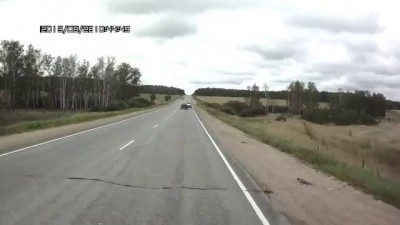 ДТП на М5 между Чебаркулем и Тимирязевским