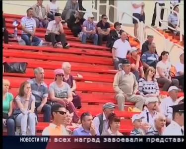 Снова Нижнекамск, снова сабантуй