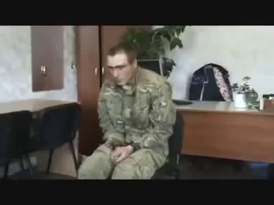 """Допрос пленных Фашистов из батальона """"Айдар"""" 20.06.2014"""