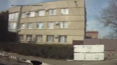 Место начальника ГУВД Новоалександровска. - GAIstOFF -