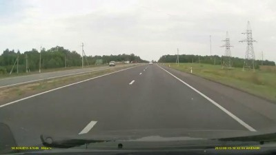 ДТП 917 км Казань- Набережные Челны 15.08.2012г. Лексус 570