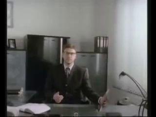 Социальная реклама СПИДа 90х годов