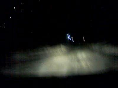 Ночьные покатушки в Орле