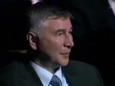 """Илья Резник. Песня """"Дети госбезопасности"""""""