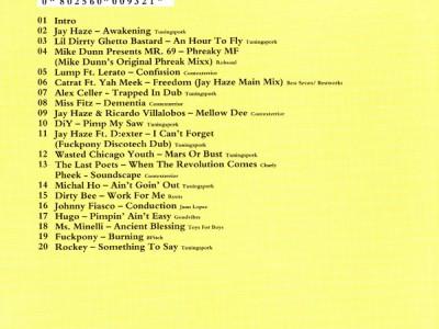 Jay Haze - Fabric 47