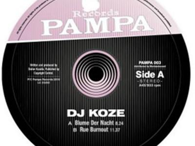 DJ Koze - Blume Der Nacht (Original Mix)