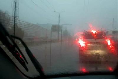 Дождик в Казани (часть 3)
