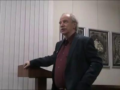 """К.Кедров """"Молитва Мандельштама"""""""