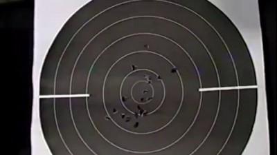 Скоростная стрельба из пистолета (МП-8)