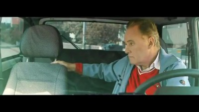 Реклама Лада Нива в Швеции, Lada Niva