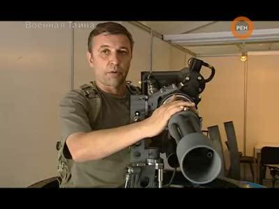 Пулемет Гатлинга, самый скорострельный пулемет в мире.
