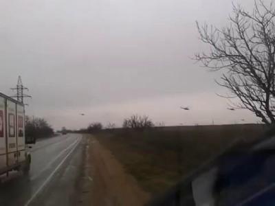 Вертушки идут на Бельбек