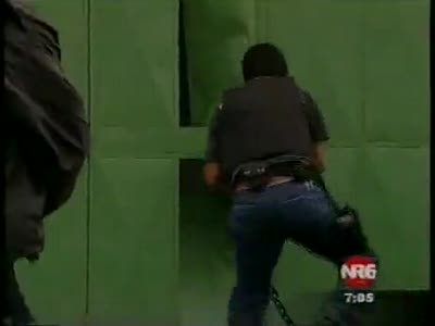 Swat Team vs Wall