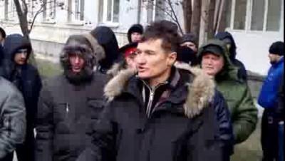 В Новосибирске дагестанцами была избита девушка