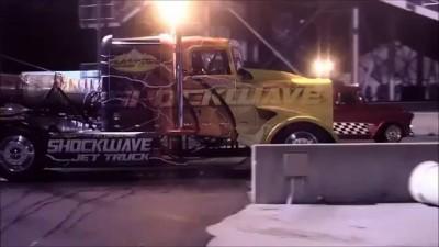 Драг рейсинг видео Грузовиков - Best Car Test