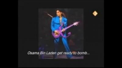 Принц на концерте в Голландии