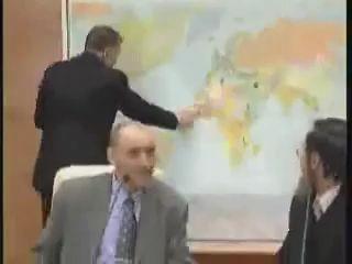 Владимир Жириновский о карте Мира в Белом Доме