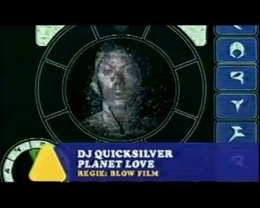 DJ Quicksilver - Planet Love 1997