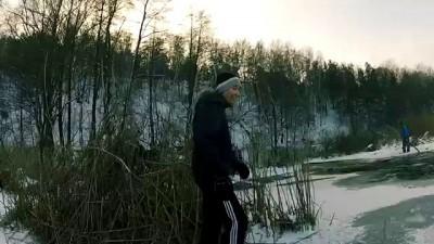 Зимнее купание 2013